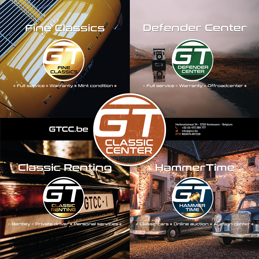 GT Classic Center foto-banner